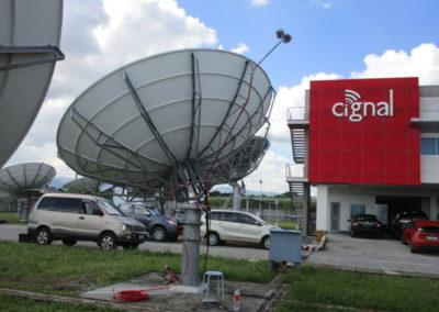 CIGNAL TV PORAC 2